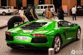neon green lamborghini aventador bright green lamborghini aventador in dubai