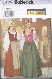 butterick halloween costumes dellajane costume sewing patterns historic rennaissance medieval