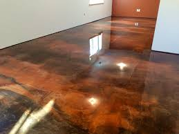Two Tone Wood Floor Quality Pro U2013 Metallic Epoxy Two Tone Basement