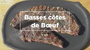 comment cuisiner basse cote de boeuf cuisson basses cotes de boeuf au barbecue recette maison lascours