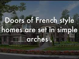 french style homes by colby morrison