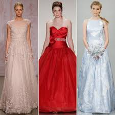 coloured wedding dresses uk best coloured wedding dresses for 2015 popsugar fashion uk