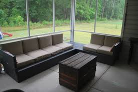 How To Build Patio Furniture Sectional - ana white platform outdoor sectional diy projects