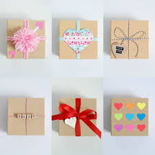 wrapped gift boxes s day gift wrap ideas northstory