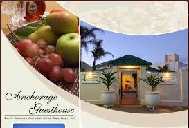 Anchorage Bed And Breakfast Guesthouse With Bed And Breakfast Accommodation Port Elizabeth