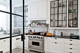Glass Cabinet Doors Kitchen 20 Gorgeous Glass Kitchen Cabinet Doors Home Design Lover