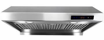 36 Under Cabinet Range Hood Stainless Steel Kitchen 36 Under Cabinet Range Hood At Us Appliance Intended For