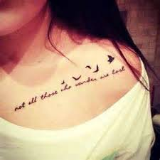quotes for tattoos on shoulder profile picture quotes