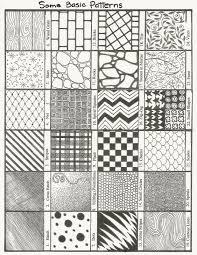 hoontoidly simple drawings patterns images