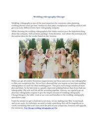 wedding videography chicago top chicago wedding videographer in usa by harry issuu