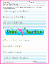 printable handwriting worksheets writing practice