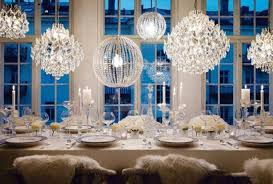 Winter Decorations For Wedding - party theme for winter fashion show winter white theme