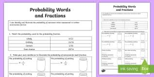 chance year 5 6 australian maths resources page 1
