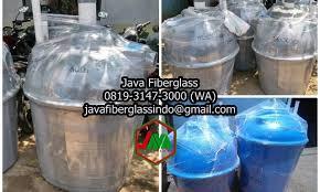 Bio Bandung distributor bio septic tank bandung jakarta java fiberglass
