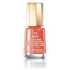 mavala nail polish 72 nice reviews free shipping lookfantastic