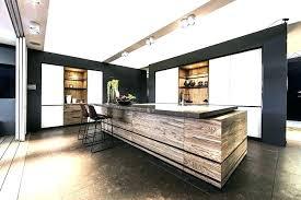cuisine moderne bois massif cuisine bois massif moderne table de cuisine bois 73 idaces de