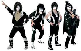 Kiss Halloween Costume Everythingkiss Biggest U0026 Guide Collecting Kiss