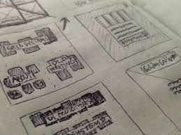 web design co ui u0026 wireframe sketches to maintain you inspired