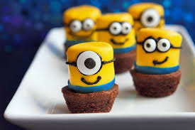 edible minions edible despicable me minions made out of marshmallows imgur
