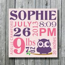 baby plaques personalized best 25 baby birth information ideas on when to get