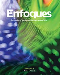 enfoques 3rd edition student edition book u0026 supersite access
