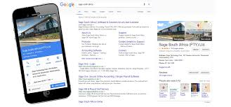 Google Email Services For Small Business by Help Customers Find Your Business Online A Sage Checklist
