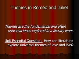 theme of romeo and juliet and pyramus and thisbe shakespeare s romeo and juliet ppt download