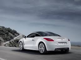 peugeot sports models peugeot rcz coupe 2013 pictures information u0026 specs