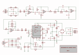 tda7294 subwoofer amplifier circuit electronics projects circuits