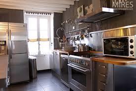 cuisine de loft cuisine loft avec carrelage foncé c0678 mires