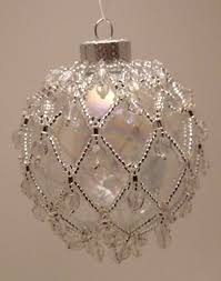 seed bead ornament search