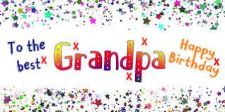 grandpa u0027s birthday stock vector image of glasses birthday 15299725
