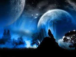 hungry wolf moon howls outside in frigid january or does it