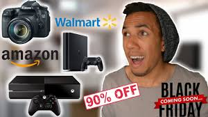 best black friday camera deals 2017 best black friday deals 2016 youtube