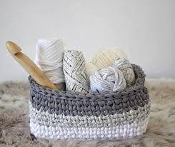 chagne baskets free crochet basket pattern ombre baskets are gorgeous and go