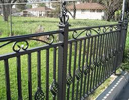 iron entry doors fences gates stair railings orange county