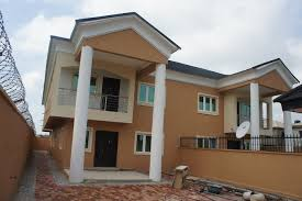 House Duplex by 5 Bedroom Semi Detached House Duplex Gra Enugu U2013 Mezue Associates