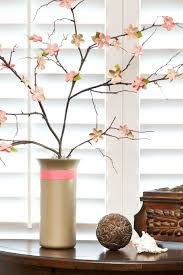 Home Decor Tree Diy Home Decor Cherry Blossom Tree Make It Now In Cricut Design