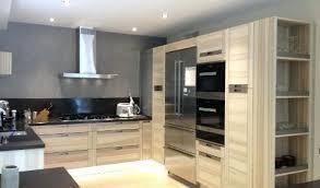 modele de cuisine en l modele de cuisine en u cuisine en u ouverte sur salon 12 idee