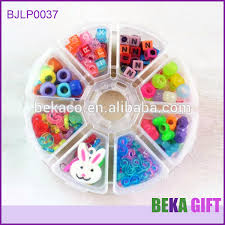 diy kids toy cheap lovely bracelet making beads tools loom rubber