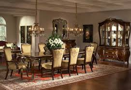 Michael Amini Oppulente Collection Imperial Court Dining Room Collection