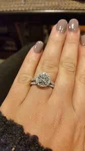engagement rings and wedding bands wedding bands for halo engagement ring mismatch rings