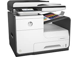 hp pagewide 377dw wireless multifunction colour printer with fax