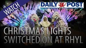 these are the stars who u0027ll be turning on rhyl u0027s christmas lights