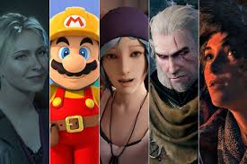 the best games for your new ps4 xbox one or wii u the verge
