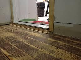 buying our first home in queens ny hallway floor door trim and