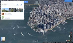 New York Google Map by Gigaom Eight Years Later Google Reinvents Its Maps For A Data