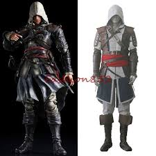 Assassins Creed Halloween Costumes Assassin U0027s Creed 4 Edward Kenway Pirate Cloak Google