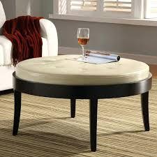 Ottoman Table Combination Coffee Table Ottoman Cfee Cfee Leather Ottoman Coffee Table