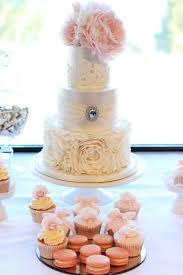 pink and gold cake table decor gold wedding cake table ideas 5000 simple wedding cakes